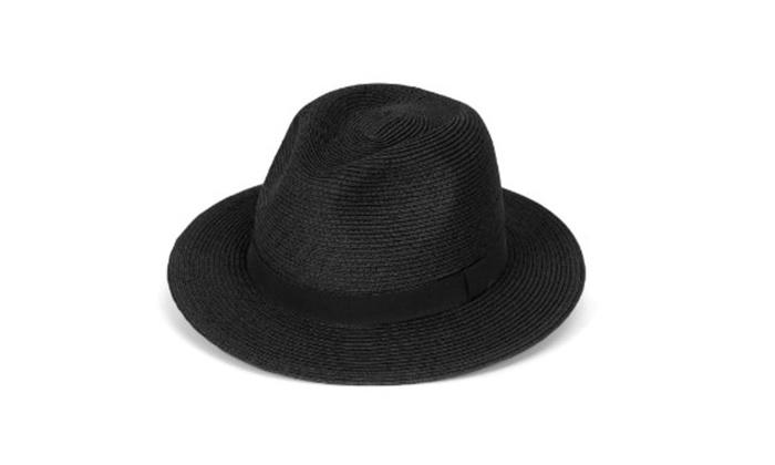 16fd5438 Summer Cool Panama Wide brim Fedora Straw Made Indiana Jones Style Hat