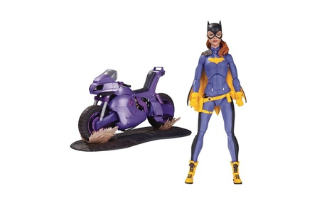 DC Comics: Batgirl of Burnside Deluxe Figure w/Cycle Motorcycle Toy 2cdc4f39-5d2b-4bf2-a5bd-c5727b9dd421
