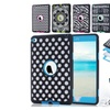 Shockproof Hybrid Rubber Hard Armor Case Cover For iPad Mini