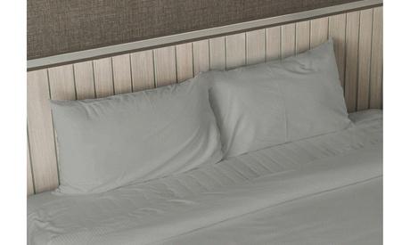 Full Double Size Comfort 4-Piece Sheet Set 1800 Series Bedding Super Soft