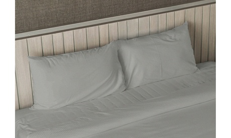 1800 Series With Pillow Cases Deep Pocket 15 Colors All Sizes Bed Sheet Sets