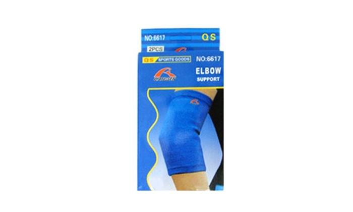 Elbow Support Brace High Grade Nylon, 2 PC