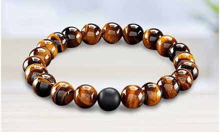 Natural Healing and Positive Energy Bracelets With Optional Essential Oils Was: $8.99 Now: $1.99.