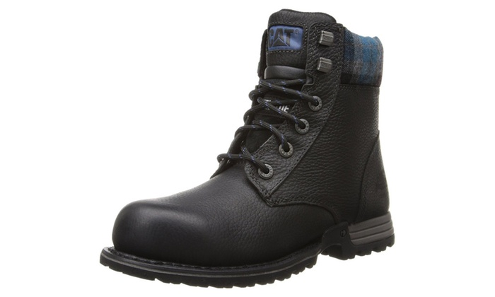 Caterpillar Women's Kenzie Steel Toe Work Boot