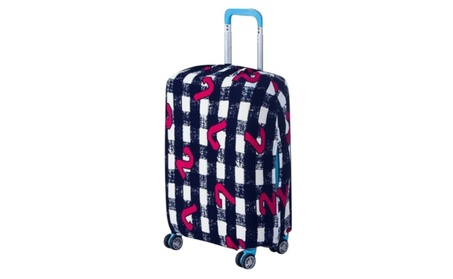 Elastic Material Reusable Colorful Suitcase Luggage Covers Case Pouch 32df5399-2607-4797-aae0-90ecc258c3b0