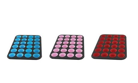 24-cup Mini-Cupcake Pan w/ 24 Silicone Baking Cups(KGI-2238) 708924a7-beaa-44fb-bad3-b6157c4cfb46