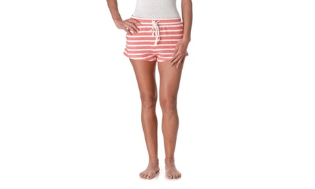 Active Striped French Terry Shorts P1075-1 8713359d-24f1-4ed5-9720-a50476cfc3b2