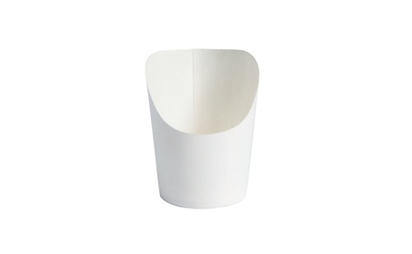 PacknWood 210GSP25BL 2 Oz. Mini Fries & Wrap Cup, Pack Of 500 5cec5216-31a7-4668-92f6-545748bcaad0