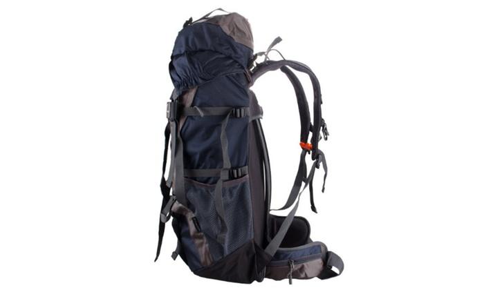 Up To 80 Off On 55l Internal Frame Backpack H Groupon Goods