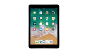 Apple iPad 6th Generation 128GB Tablet Wi-Fi Only (Scratch and Dent)