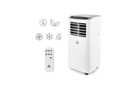 JHS A019-8KR/A 8000 BTU Portable Air Conditioner With Remote Control 8dcdc0d9-3886-4cdb-890b-34b963939ed3
