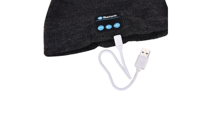 b72606b5dd2 Bluetooth Beanie - Warm Hat with In-built Bluetooth Speakers and Mic ...