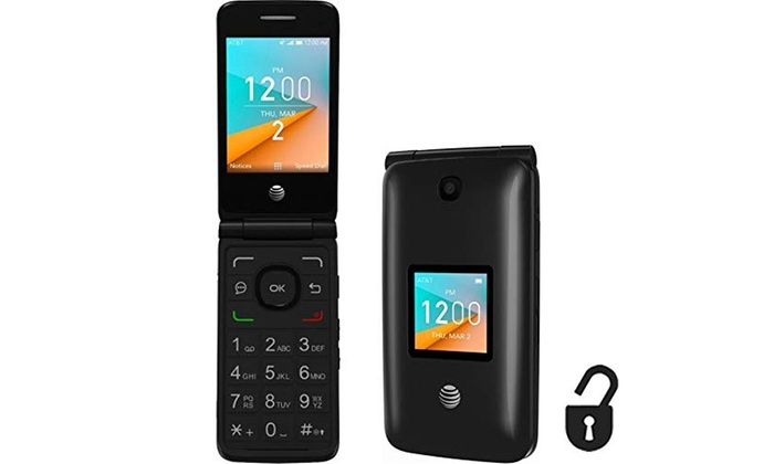 Up To 60 Off On Flip Phone 4g Unlocked Lte Gs Groupon Goods