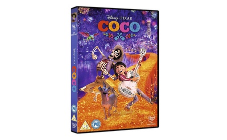 Coco - Movie - (DVD, 2018) Disney Family Animation Adventure