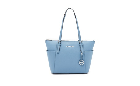MICHAEL Michael Kors Jet Set Top-Zip Tote f1d1103c-c932-4fcc-a1cd-6b0f971aaa1e