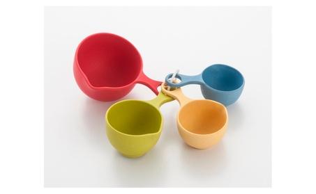 Cook Pro 4 Pc Bamboo Fiber Measuring Cups - 251 13c94d06-8948-4736-8685-e28954133c35