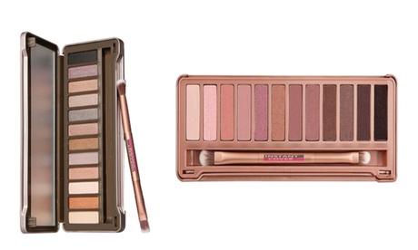 Hollywood Professional Makeup Eyeshadow Palette 12 Color 6c8c2773-4fb6-49d0-954d-37db2d11c4dc