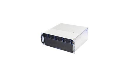 4U Rackmount Case Norco TechnologiesInc 4U Short Depth 15.25 in