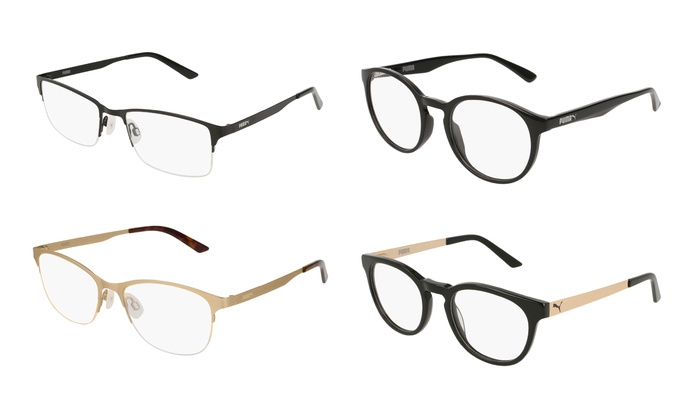 5aee050f78 Up To 51% Off on Puma Optical Frames for Men a...