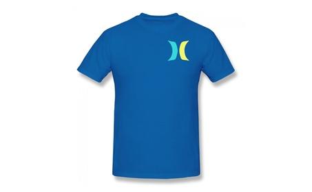 Hurley Mens Icon T-shirt Royal Blue b2d9d094-318c-4022-ad37-8011e9e0d05b