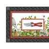 """Pocket Garden Indoor Outdoor - Doormat by MatMates 18"""" x 30"""""""
