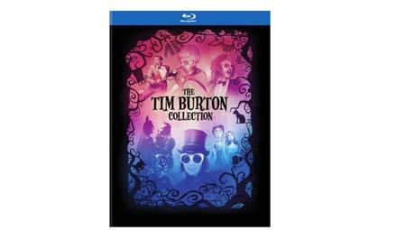 Tim Burton BD Collection Book (BD) 2907de11-0c83-4a42-801f-a1f9c71711de