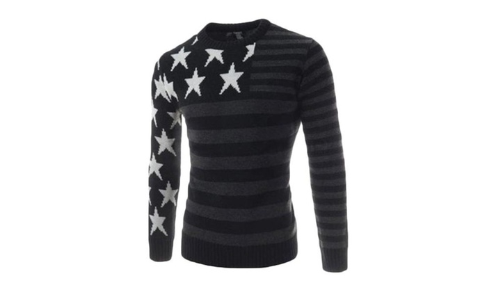 Men's Pullover Simple Long Sleeve Casual Fashion Cardigan