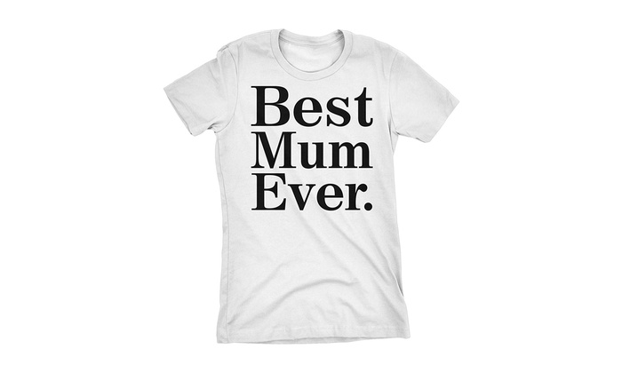 510f0f4d Up To 59% Off on Mothers Day Mom Gift Womens T... | Groupon Goods