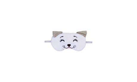 CALA Lola the Puppy Plush Sleep Mask
