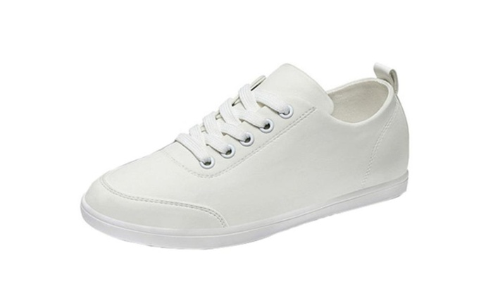 Women's Casual Round Toe Sneaker