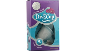 DivaCup Model 2 Post Childbirth