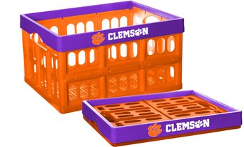 NCAA Team Licensed Collapsible Crates