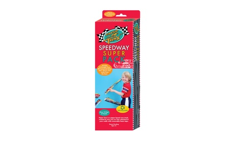 Paper Trax - Speedway Edition Super Pack 218a7273-3eba-4e5b-ab1c-07157df922ef