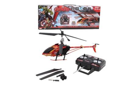 Avengers Iron Man Remote Controlled Helicopter 6497e2b1-6cdf-4e2a-b069-5b2c2c6ed53a