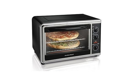 HAMILTON BEACH 31100 Countertop Oven with Convection and Rotisserie 3596968d-7090-4c5b-9767-7815e74373df