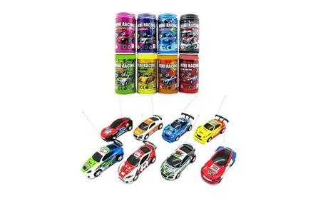 Multicolor Coke Can Mini Speed Radio Remote Control Micro Racing Car 0f5dde9e-66dd-4da9-ae27-f5e72025db3b