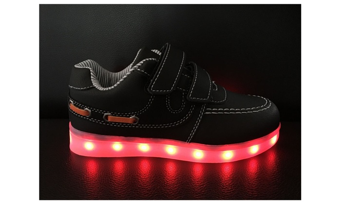 Kids 7 color LED shoes HIP GLEAMER (G60)