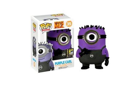 Funko Pop Movies Despicable Me: Purple Carl Funko Convention Exclusive - Purple e885c82d-e8b8-47ad-aae2-22213a73a941