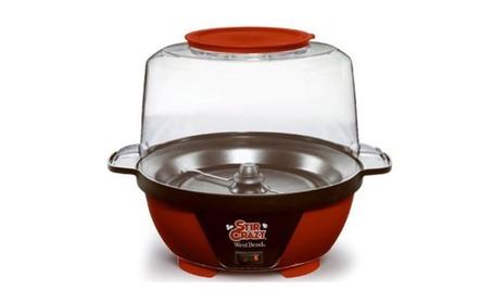 West Bend 82505 Stir Crazy Popcorn Popper 6-Quart 503bdf04-bc6a-4fdf-8021-9478ec4add2b