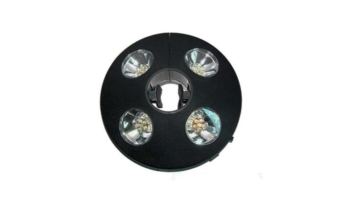 Parliamente: Umbrella Pole Light -White LED