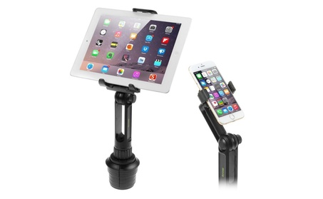 2-in-1 Tablet and Cellphone Adjustable Swing Extended Cup Mount Holder ca701f11-aac6-43b6-a0b9-8e79ecdaf2dd