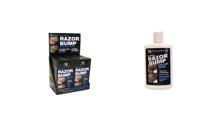 4 fl oz Soothing Razor Bump Skin Care Lotion Men's