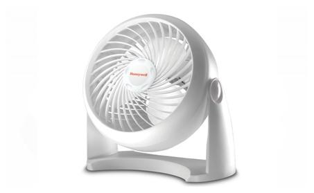 Kaz Honeywell Tabletop Air-Circulator Fan, White 907dbc76-8304-47e9-9219-76d51de11d1f