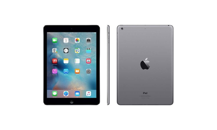 ea1a95e3ff9 Up To 58% Off on Apple iPad Air 2 WiFi Tablet | Groupon Goods