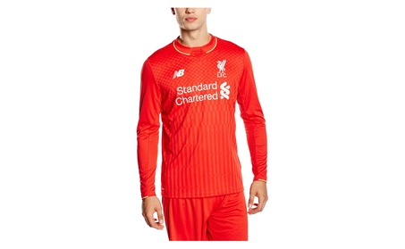 Liverpool Home Long Sleeve Jersey Red ef873ce7-432e-4982-ba5b-77707b0a2196