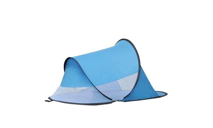 Lightweight Beach Shade Tent Sun Shelter Beach Tent with Carry Bag