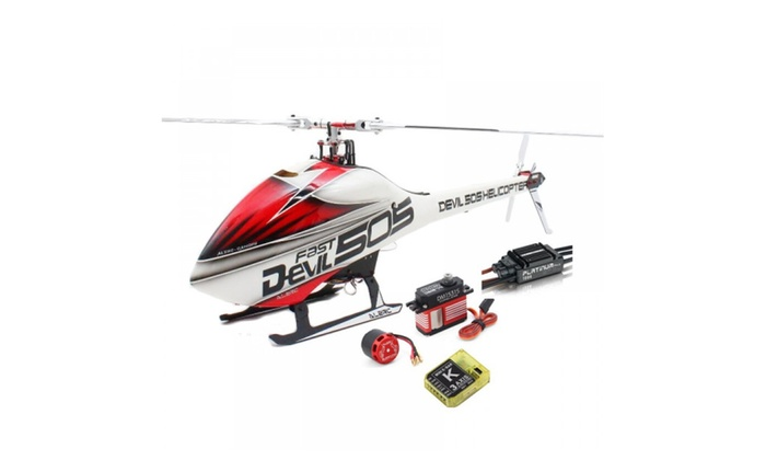 ALZRC Devil 505 FAST RC Helicopter Kit | Groupon
