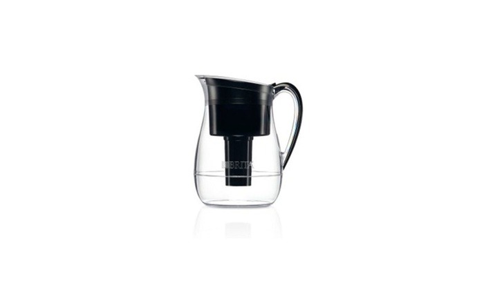 Brita Monterey Water Filter Pitcher 10 Cup Black
