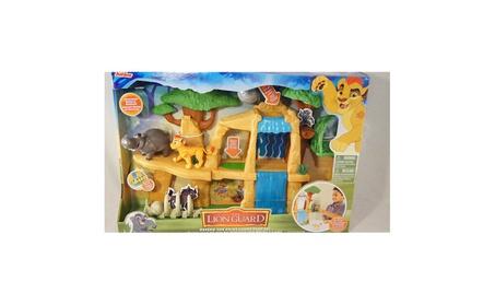 The Lion Guard Defend the Pride Lands Play Set 0141d9d4-3337-4810-b1f4-cd5a1d2f1401