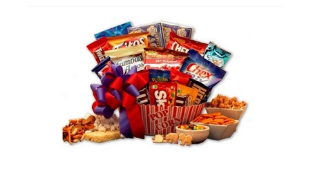 Gift Basket DRop Shipping Snacktime Favorites Gift Basket f76fbbfd-878d-4358-a6c6-f698df7aaad6